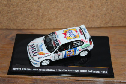 Vitesse 1//43 Toyota Corolla WRC #6 Safari Rally 1998 Auriol Giraudet