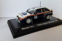1:43 renault 5 turbo-François chatriot-Rally del 1000 pistes 1982