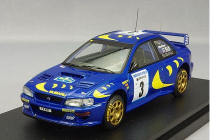 1:43 Trofeu 1103 Safari Rallye 1997 Subaru Impreza WRC Colin McRae