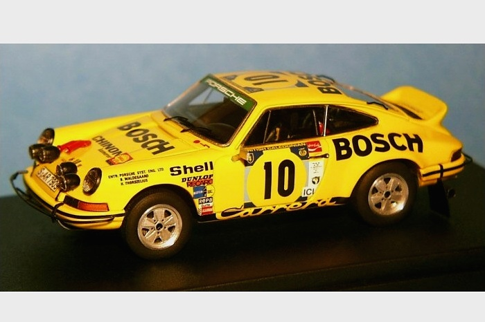 Porsche 911 Carrera RS #2 1:43 Rallye 2000 1974