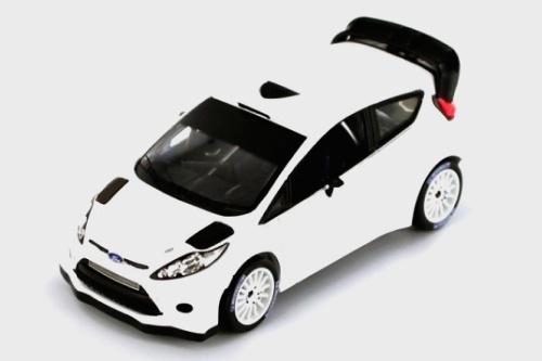 FORD FIESTA RS WRC #9 WILSON Monte-Carlo 2012 1:43 IXO RALLYE-DIECAST-RAM492