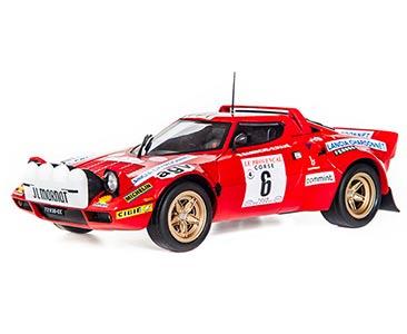 lancia stratos hf - tour de corse - rallye de france 1975 - darniche